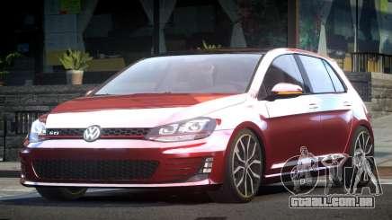Volkswagen Golf GTI BS Drift para GTA 4