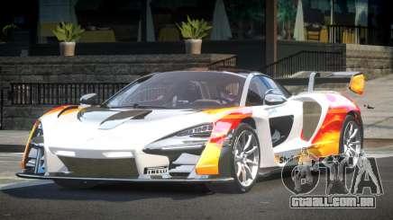 McLaren Senna R-Tuned L6 para GTA 4