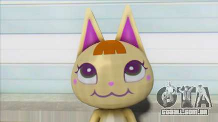 Animal Crossing Nude Cat Skin V15 para GTA San Andreas