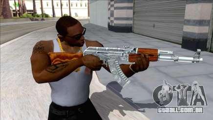 CSGO AK-47 Cartel para GTA San Andreas