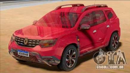 Renault Duster 2020 imvehft para GTA San Andreas