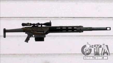 Zen Meteor Anti-Material Sniper para GTA San Andreas
