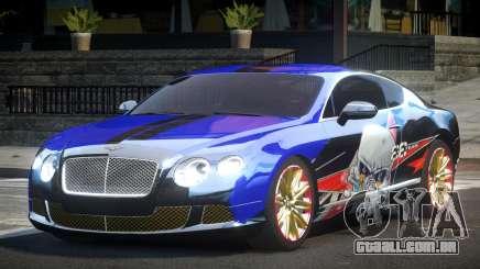 Bentley Continental GT Drift L1 para GTA 4