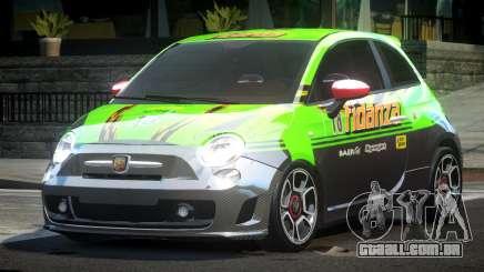 Fiat Abarth Drift L9 para GTA 4