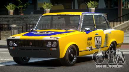 Rune Cheburek Drift L2 para GTA 4