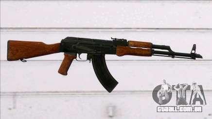 COD MW Remastered AK-47 (HQ) para GTA San Andreas