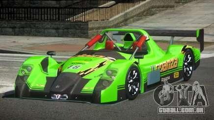 Radical SR3 Racing PJ4 para GTA 4