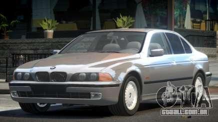 1998 BMW M5 E39 para GTA 4