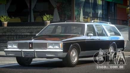1990 Oldsmobile Custom Cruiser para GTA 4