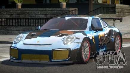 Porsche 911 GT2 RS Sport L8 para GTA 4