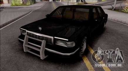Premier FBI para GTA San Andreas