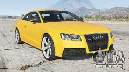 Audi RS 5 Coupe (B8) Ձ010 para GTA 5