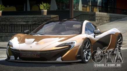 McLaren P1 ES para GTA 4