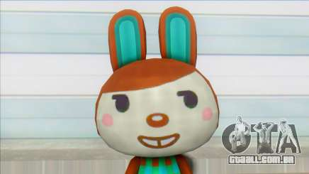 Animal Crossing New Leaf Carmen Skin Mod para GTA San Andreas
