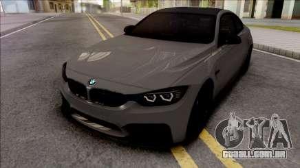 BMW M4 Custom para GTA San Andreas