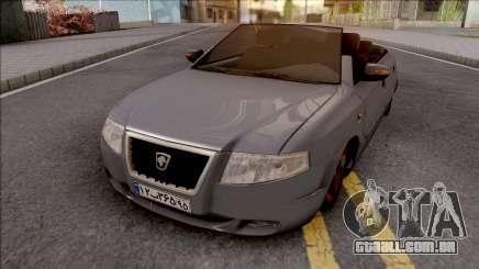 Ikco Samand Soren Crook para GTA San Andreas