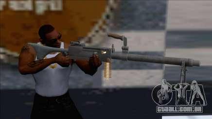Rising Storm 1 M1919A6 para GTA San Andreas