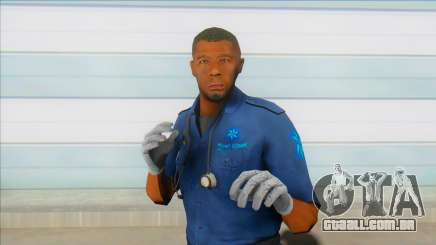 Paramedics From GTA V (lvemt1) para GTA San Andreas