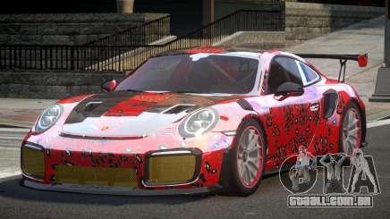 Porsche 911 GT2 RS Sport L10 para GTA 4
