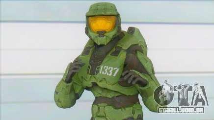 Spartan 1337 of Halo Legends para GTA San Andreas