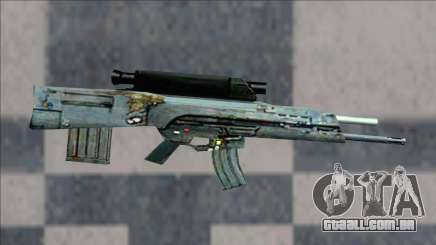 Half Life 2 Beta Weapons Pack OicwXM29 para GTA San Andreas