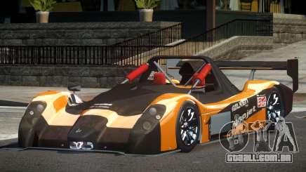 Radical SR3 Racing PJ10 para GTA 4