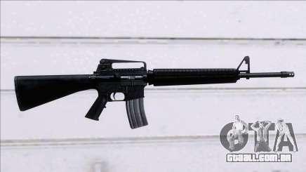 PUBG M16A4 para GTA San Andreas