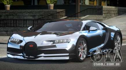 Bugatti Chiron ES para GTA 4
