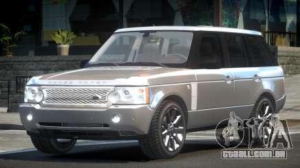 Range Rover Supercharged GS V1.0 para GTA 4