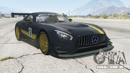 Mercedes-AMG GT3 (C190) 2015 para GTA 5