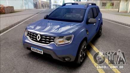 Renault Duster 2020 para GTA San Andreas