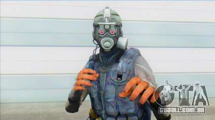 White Swat From Prototype 1 para GTA San Andreas