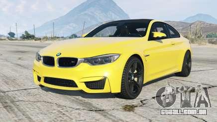 BMW M4 coupe (F82) 2015 para GTA 5