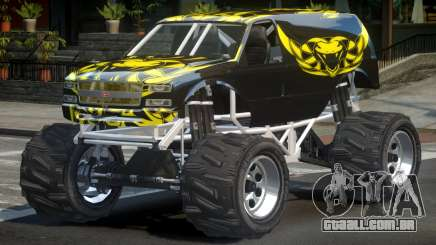 Vapid Liberator Custom L4 para GTA 4