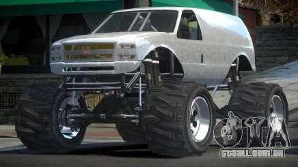 Vapid Liberator Custom L5 para GTA 4