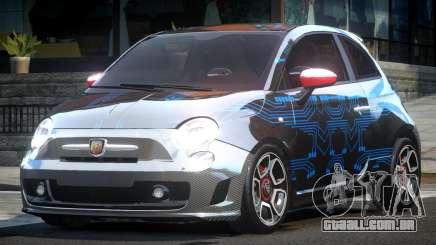 Fiat Abarth Drift L2 para GTA 4