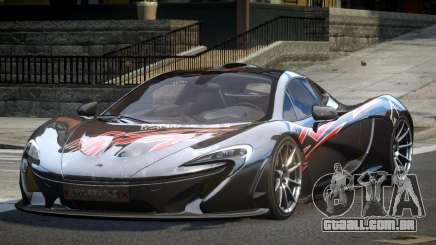McLaren P1 ES L1 para GTA 4