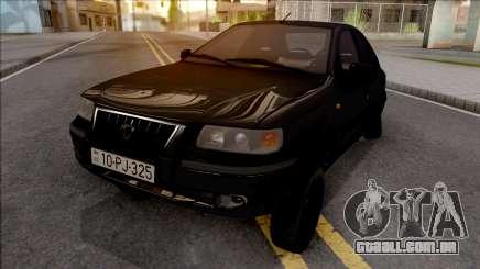 Ikco Samand Style para GTA San Andreas