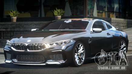 BMW M8 F92 para GTA 4