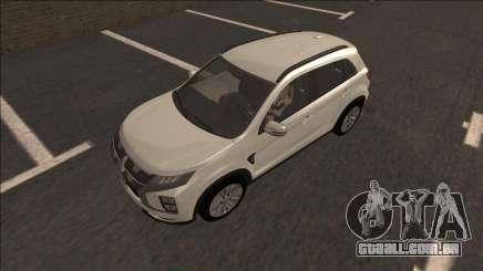 2020 Mitsubishi ASX para GTA San Andreas