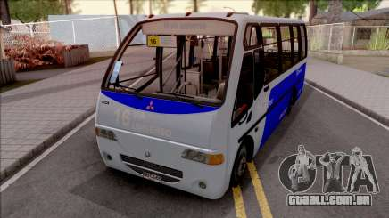 Metalpar Aysen Mitsubishi Bus Concepcion para GTA San Andreas