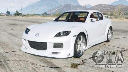 Mazda RX-8 200Ꝝ para GTA 5