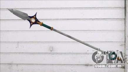 Seven Deadly Sins King Spear Chastiel para GTA San Andreas