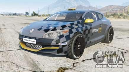 Renault Megane R.S. N4 2011 para GTA 5