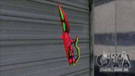 Deagle 3 Sinners Wrath Knife para GTA San Andreas