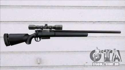 PUBG M24 Sniper Rifle para GTA San Andreas