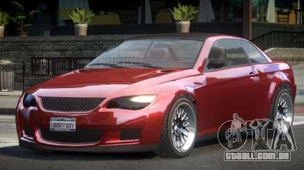 Ubermacht Sentinel V1.3 para GTA 4