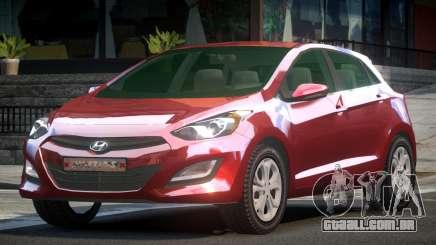 Hyundai I30 HK para GTA 4
