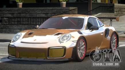 Porsche 911 GT2 RS Sport para GTA 4