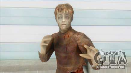Zombies From RE Outbreak And Chronicles V17 para GTA San Andreas